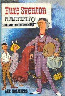 Första boken om den temmelätande detektiven.
